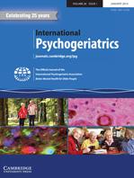 Psykogeriatria